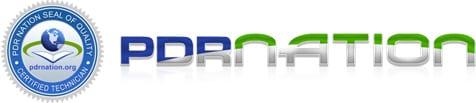 PDR Nation Logo
